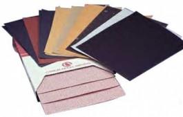 PREMIUM RED SANDPAPER - 9 x 11