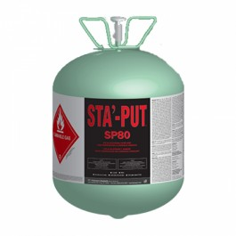 STA-PUT - SP80 (CLEAR, NON-CHLORINATED) - 27 LB CANISTER