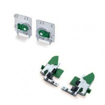 DYNAPRO - 3D FIXING SET - FRONT/REAR
