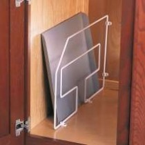 SHELF MOUNT TRAY DIVIDERS