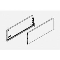 Vionaro drawer sides H185, left/right