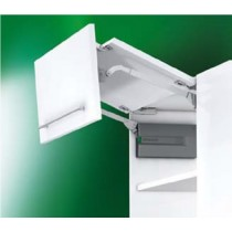 Kinvaro F-20 folding flap fitting