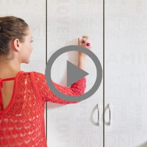 How to Install Formica® Writable Surface Cabinets