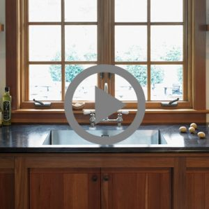 HOW TO... Install a stock countertop and drop-in sink