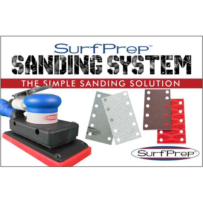 SANDING SYSTEMS