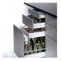 Drawer Opening Systems & Slides
