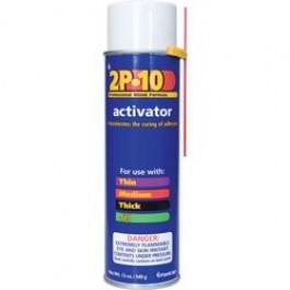 2P-10 - MITRE ADHESIVE ACTIVATOR - 12 OZ