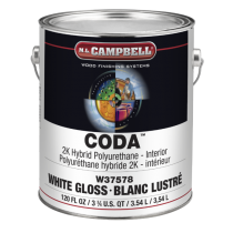 CODA Interior Hybrid Polyurethane White