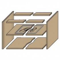 Lower Base & Pantry Cabinets