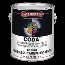 M.L.Campbell, CODA Interior Hybrid Polyurethane Clear