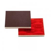 3″ X 4″ SurfPrep Foam Pads (Premium Red A/O)