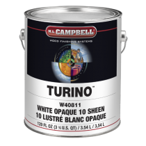 M.L.Campbell, Turino Pigmented White/Opaque
