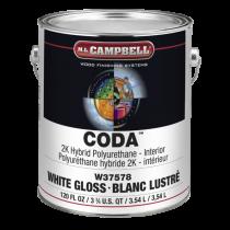 M.L.Campbell, CODA Interior Hybrid Polyurethane White