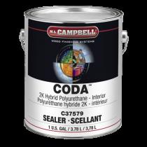 M.L.Campbell, CODA Interior Hybrid Polyurethane Clear Sealer